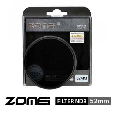 Jual Zomei Filter ND8 52mm surabaya jakarta