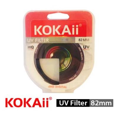 Jual Kokaii Filter UV 82mm surabaya jakarta