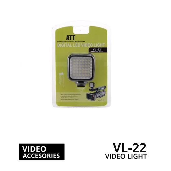 jual ATT VL-22 LED Video Light
