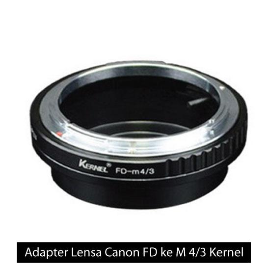 Jual Adapter Lensa Canon FD ke M 4/3