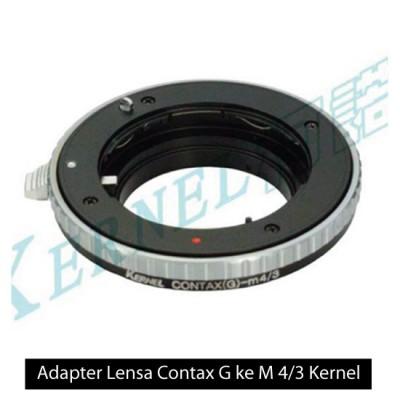 Jual Adapter Lensa Contax G ke M 4/3 – Kernel