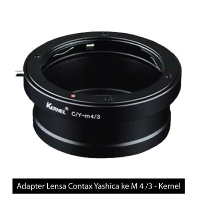 Jual Adapter Lensa Contax Yashica ke M 4/3 – Kernel
