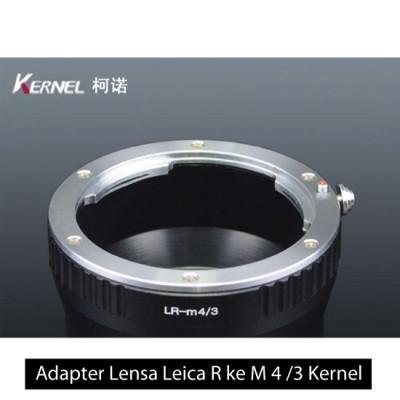 Jual Adapter Lensa Leica R ke M 4/3 – Kernel
