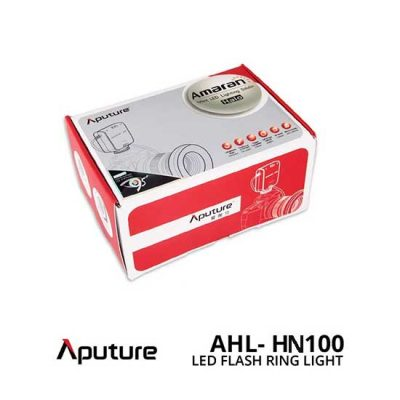 jual Amaran Halo LED Ring Flash AHL- HN100 Nikon