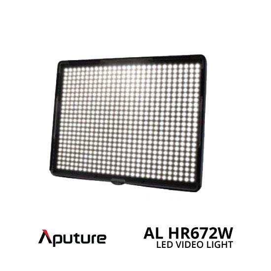 jual Aputure Amaran AL HR672W LED Video Light