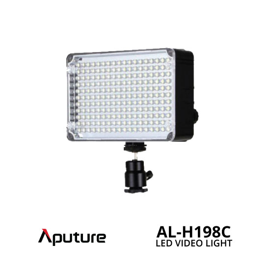 jual Aputure Amaran LED Video Light AL-H198C