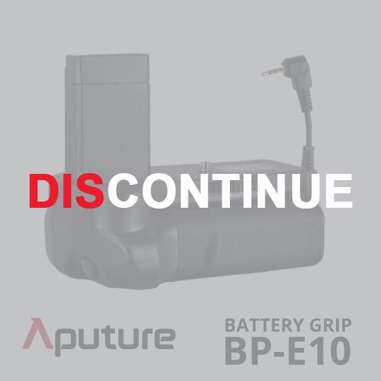 jual Aputure Battery Grip BP-E10