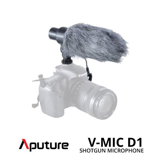 jual Aputure V-Mic D1
