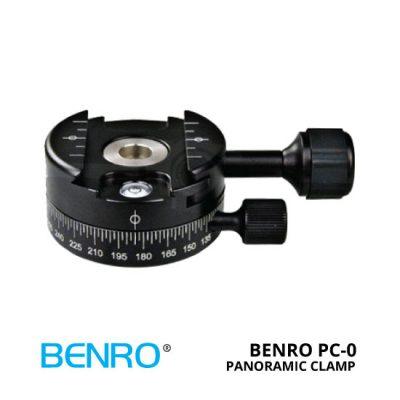 jual BENRO Panorama Clamp PC-0
