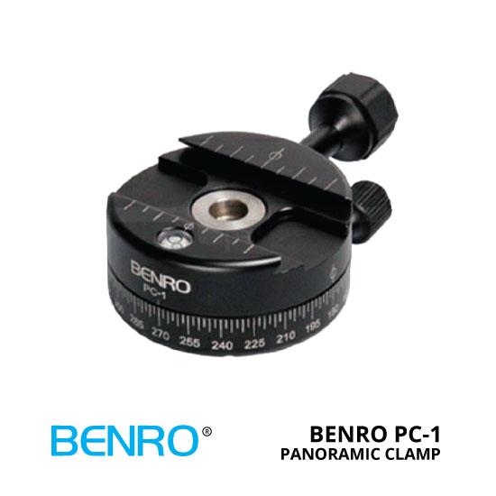 jual BENRO Panorama Clamp PC-1