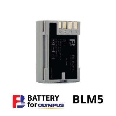 jual baterai-fb-olympus-blm5