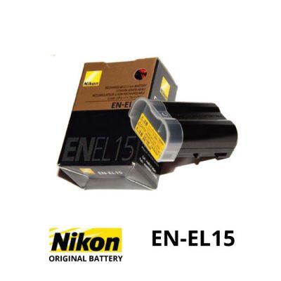 jual Baterai Original Nikon EN-EL15