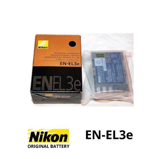 jual Baterai Original Nikon EN-EL3e