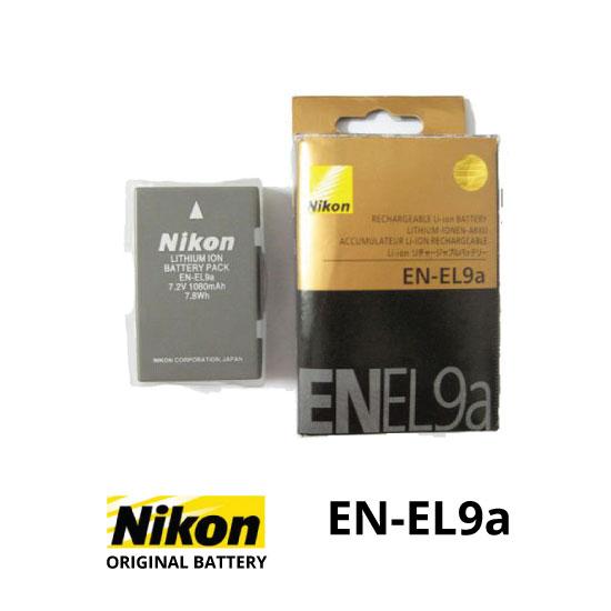 jual Baterai Original Nikon EN-EL9a