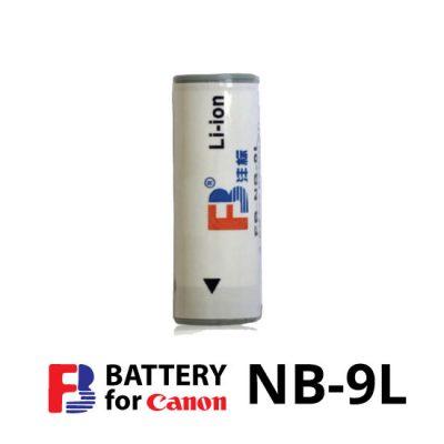 jual Battery FB Canon NB-9L