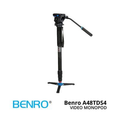 jual Benro Video Monopod A48TDS4