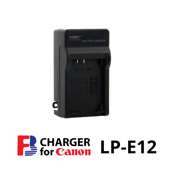 jual Charger FB Canon LP-E12