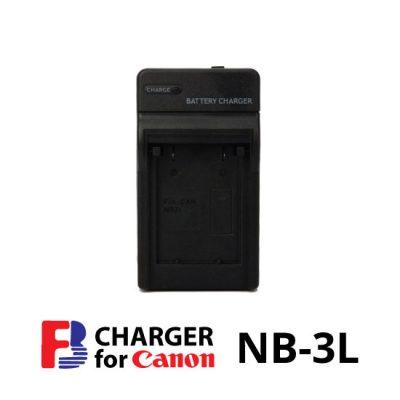 jual Charger FB Canon NB-3L / NB-1L