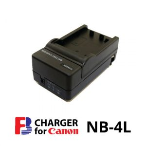 jual Charger FB Canon NB-4L or NB-5L