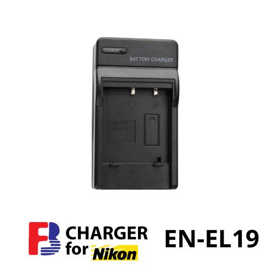 jual Charger FB Nikon EN-EL19