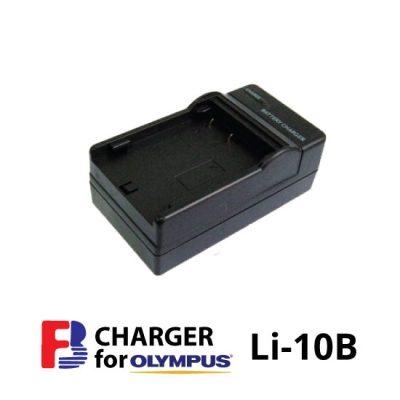 jual Charger FB Olympus Li-10B / 12B