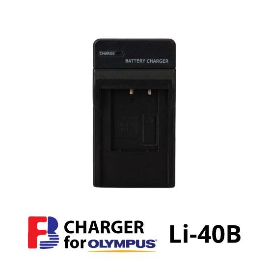 jual Charger FB Olympus Li-40B