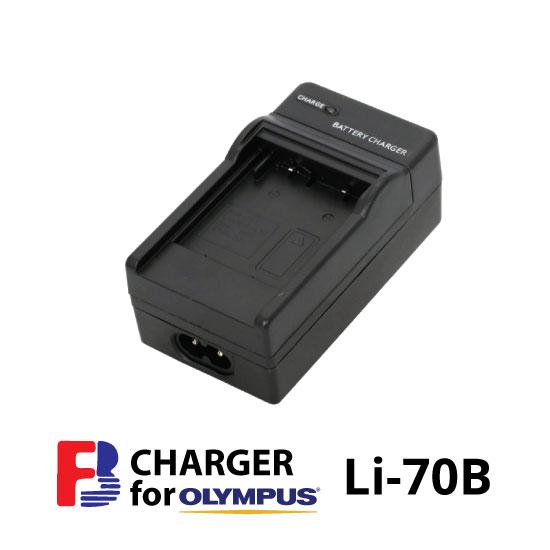 jual Charger FB Olympus Li-70B