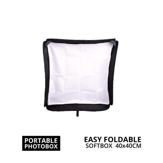 jual Easy Foldable Softbox 40x40cm