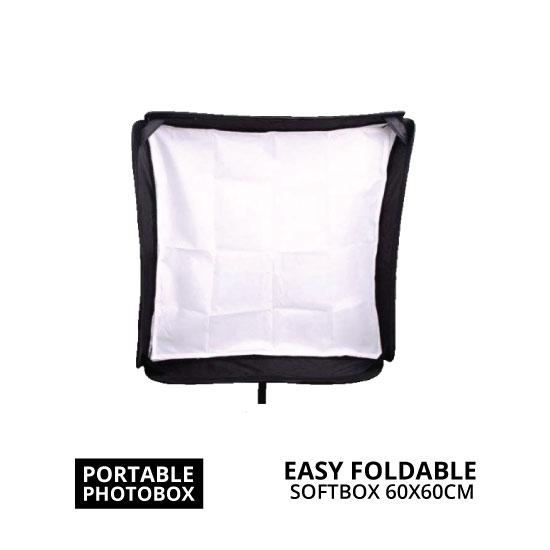 jual Easy Foldable Softbox 60x60cm