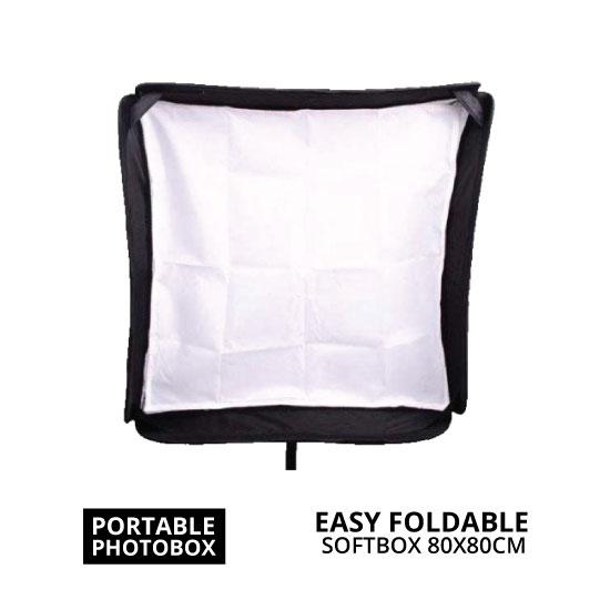 jual Easy Foldable Softbox 80x80cm