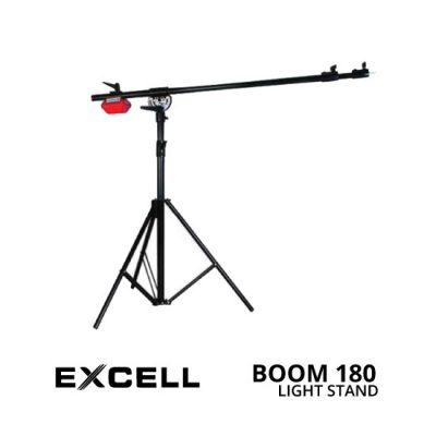 jual Excell Light Stand Boom 180