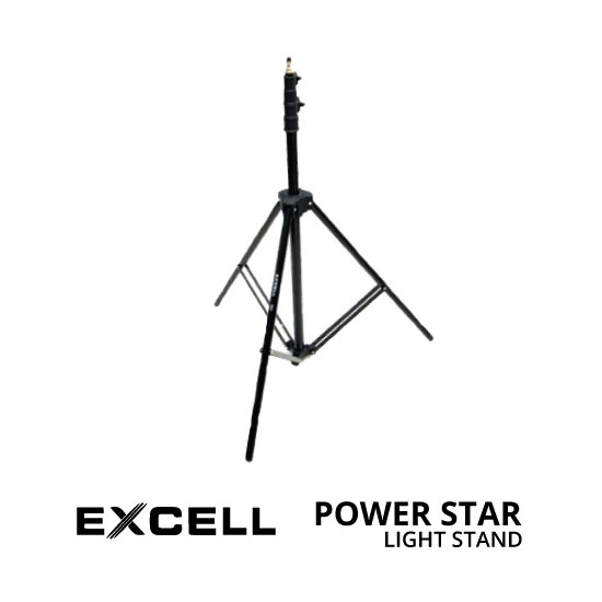 jual Excell Light Stand Power Star