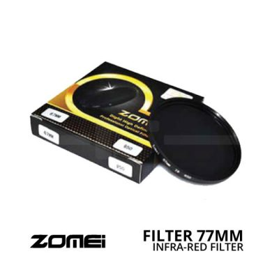 jual Filter Infrared IR Zomei 77mm