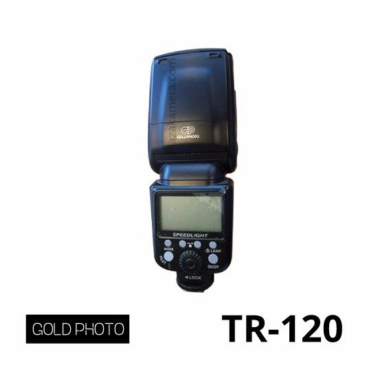 jual Flash Gold Photo TR-120