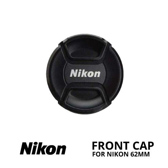 jual Front Cap Nikon 62mm