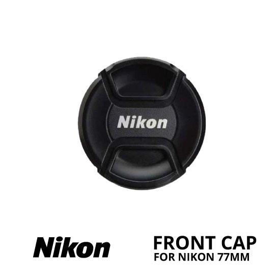 jual Front Cap Nikon 77mm
