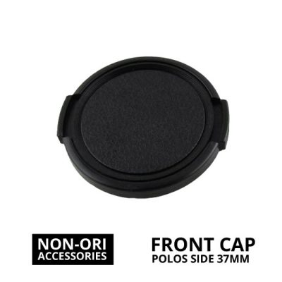 jual Front Cap Polos Side Pinch 37mm