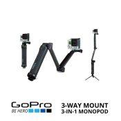 jual GoPro 3 Way 3-in-1 Mount AFAEM-001