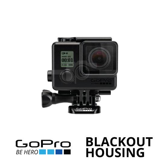 jual GoPro Blackout Housing AHBSH-001