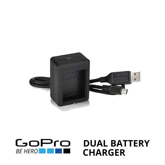 jual GoPro Dual Battery Charger AHBBP-301
