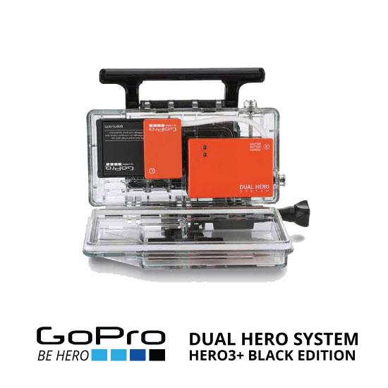 jual GoPro Dual HERO System for HERO3+ Black Edition AHD3D-301