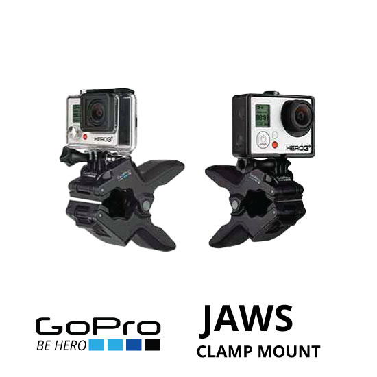 jual GoPro Jaws Clamp Mount ACMPM-001