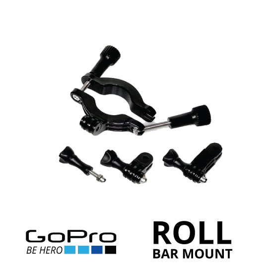 jual GoPro Roll Bar Mount GRBM-30