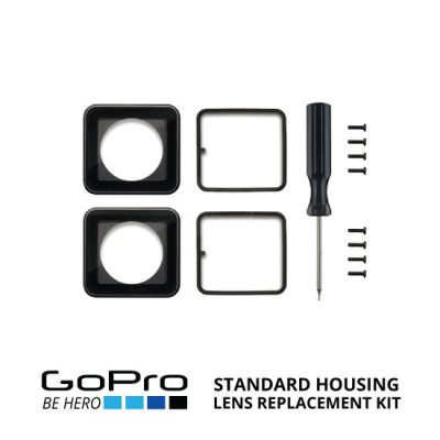 jual GoPro Standard Housing Lens Replacement Kit ASLRK-301