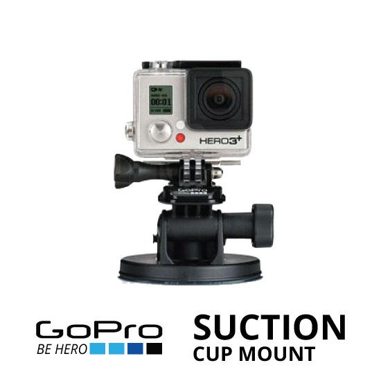 jual GoPro Suction Cup Mount AUCMT-302