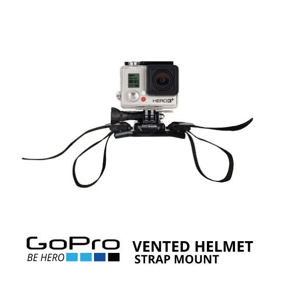 jual GoPro Vented Helmet Strap Mount GVHS30