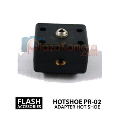 jual Hot Shoe Adapter PR-02