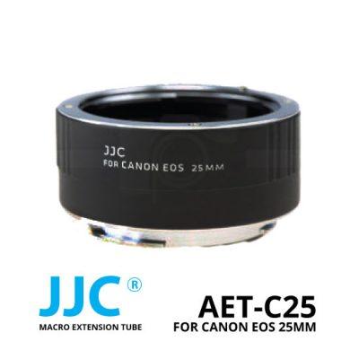 jual JJC AET-C25 Macro Extension Tube Canon EOS 25mm