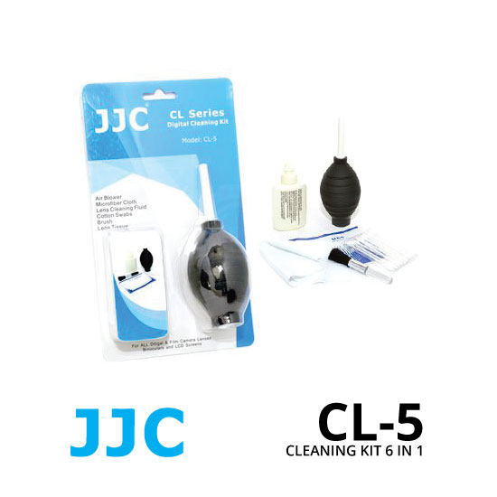 jual JJC CL-5 Cleaning Kit 6 in 1