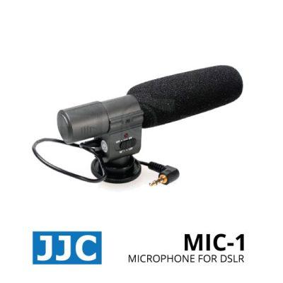 jual JJC DSLR Microphone MIC-1